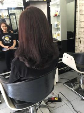 dep hair salon tuan vu